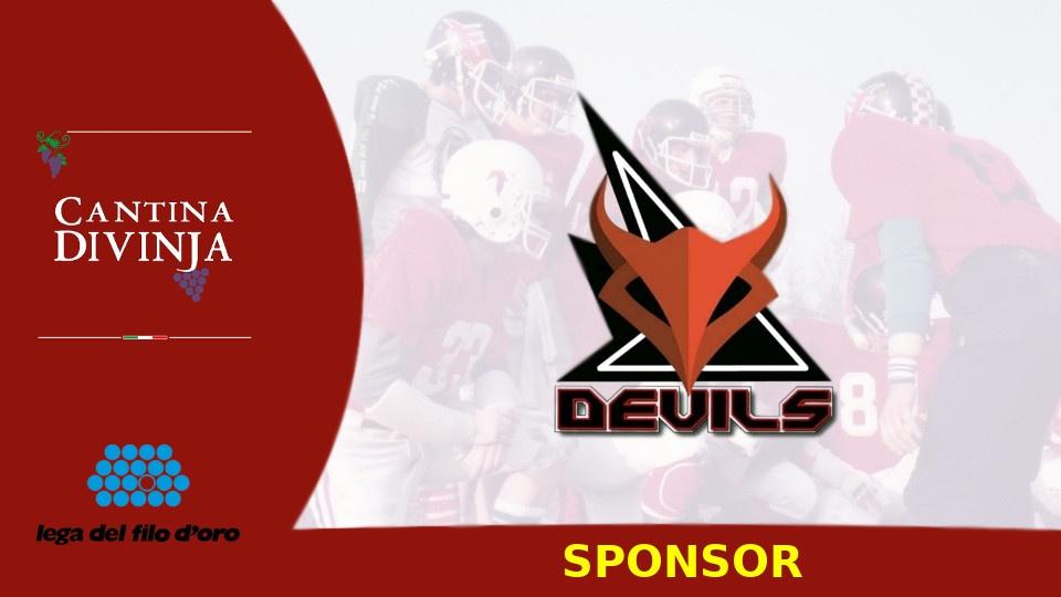 sponsor modena devils