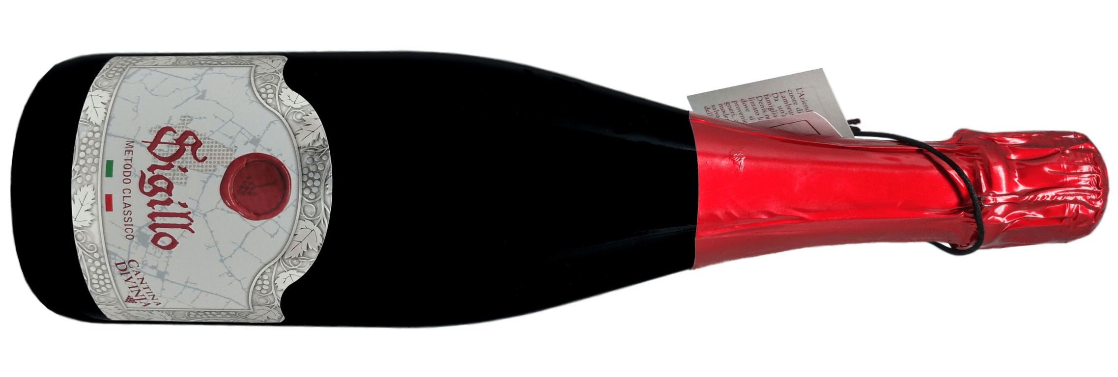 Bottiglia Sigillo cantina divinja homepage