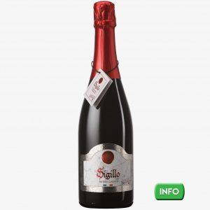 vino spumante brut metodo classico sigillo cantina divinja modena info