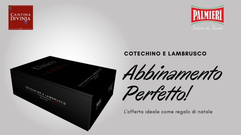 cotechino e lambrusco 2020